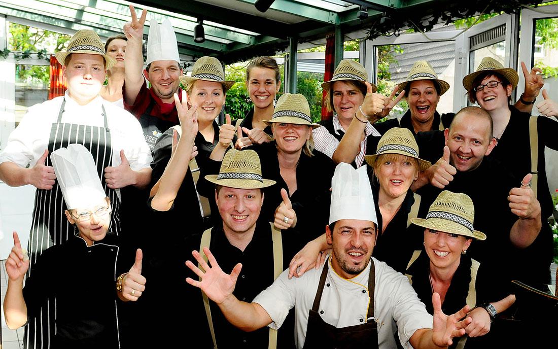 Mit einer Karriere bei uns durchstarten | Klosterschänke Remscheid