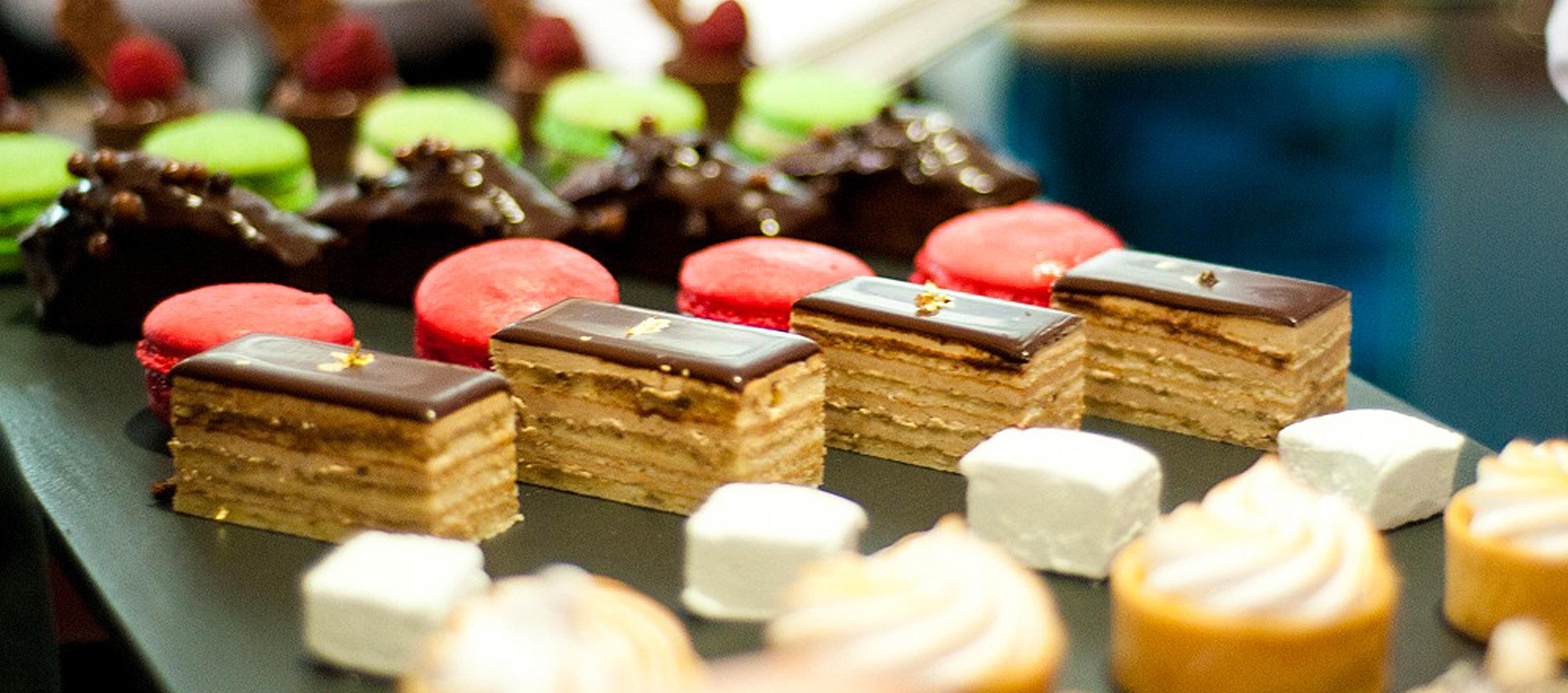 Dessert-Variationen der Klosterschänke in Remscheid.